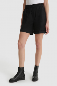SHOPPING ON LINE  WOOLRICH POPELINE SHORT NEW COLLECTION WOMEN'S SPRING SUMMER 2021