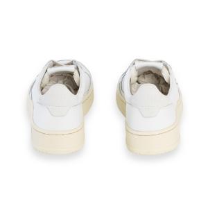 Sneaker Autry Bianca Logo Rosso