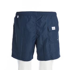 Boxer Mare Barba Beachwear Blu