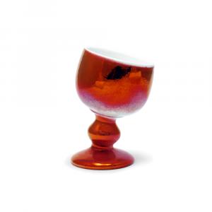 Bicchiere in ceramica di Faenza Ubriaco