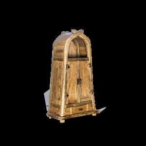 Armadio / Credenza in legno di teak indonesiano