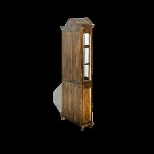 Vetrinetta in legno di teak