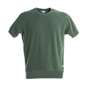 T-Shirt Doppiaa Verde Oliva