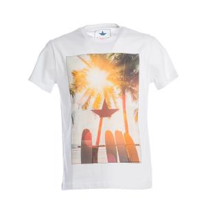 T-Shirt Macchia J Los Angeles
