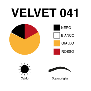 VELVET 041 | Biondo Cenere Chiaro | 10 mL