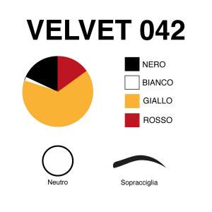 VELVET 042 | Biondo Cenere | 10 mL