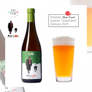 Birra Lola - 33/75cl - Premiata Slow Food