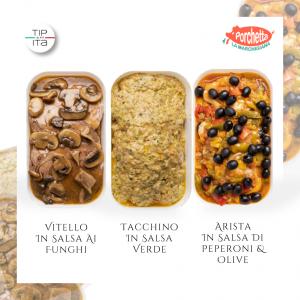 Speciale confezione prova Gastronomia - Signoracci
