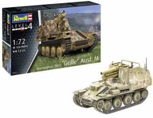 Sturmpanzer 38(t) Grille Ausf. M