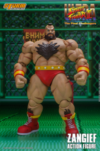 *PREORDER* Ultra Street Fighter II - The Final Challengers: ZANGIEF by Storm Collectibles