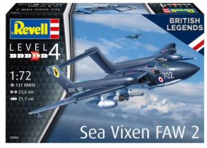 De Havilland Sea Vixen FAW 2
