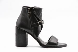 NOVITA' P/E 2021 Rebecca White Calzatura Donna-Savana/Argentina Black UR0704-V1
