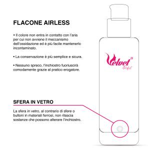 VELVET 161 | Eyeliner Nero | 10 mL