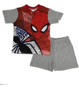 Pigiama Spiderman 3 4 5 6 7 8 Anni con Scatola Estate 2021
