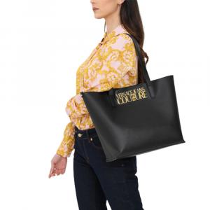 Borsa a Spalla Versace Jeans Couture E1VWABL871879899 NERO  -21