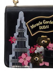 Braccialini  Borsa a Spalla Cartoline  Dubai