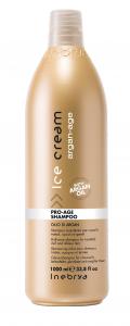 INEBRYA Ice Cream Argan Age Pro-Age Shampoo - 1000 ML