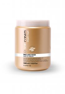 INEBRYA Ice Cream Argan Age Pro-Age Mask - 1000 ML