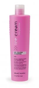 INEBRYA Ice Cream No-Yellow Shampoo - 300 ML