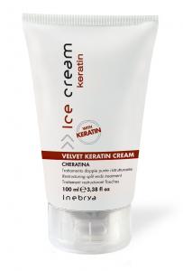 INEBRYA Ice Cream Keratin Velvet Cream - 100 ML