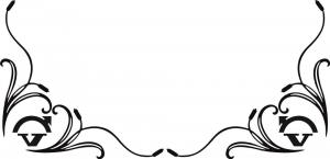 Adesivo interno finestrino palude con logo Freccia