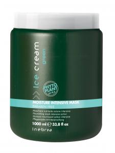 INEBRYA Ice Cream Green Moisture Intensive Mask - 1000 ML