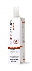 INEBRYA Ice Cream Keratin One Multiazione - 200 ML