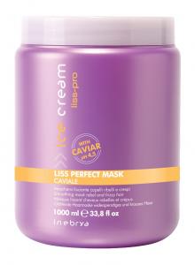 INEBRYA Ice Cream Liss-Pro Liss Perfect Mask - 1000 ML
