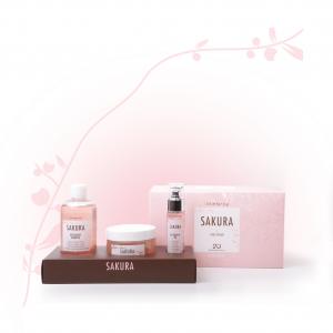 INEBRYA Sakura Restorative Kit - 550ML