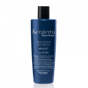 FANOLA Keraterm Disciplinante Keraterm Shampoo Capelli - 300 ML