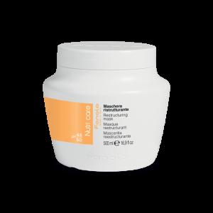 FANOLA Nutri Care Maschera Ristrutturante per Capelli - 500 ML