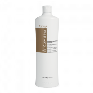 FANOLA Curly Shine Controllo Shampoo Capelli Ricci Ondulati - 1000 ML
