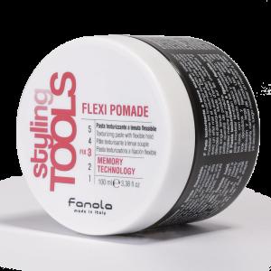 FANOLA Styling Tools Flexi Pomade - Pasta Texturizzante per Capelli - 100 ML