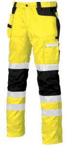 Pantaloni da lavoro Alta Visibilità Gialli U-Power RAY Yellow Fluo HL074YF
