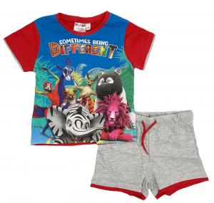 Completo Zafari Maglietta con pantaloncini da 3 a 6 anni Novità 2021