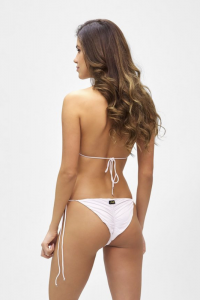 Bikini Triangolo e slip laccetto brasiliano regolabile Roam Effek
