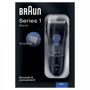 Braun Series 1 130 s-1 Rasoio elettrico a lamina