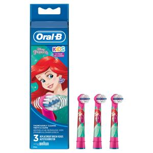 Oral-B Kids Testine Di Ricambio, Confezione Da 3 pezzi