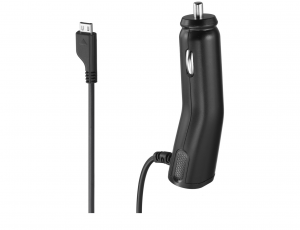 Samsung ACADU10CBE Caricabatterie per dispositivi mobili Nero Auto