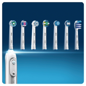 Oral-B TriZone Testine di Ricambio (confezione da 3 Pezzi) per Spazzolino Elettrico