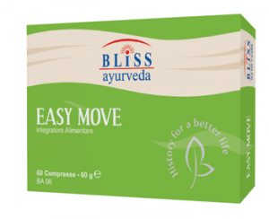 BLISS AYURVEDA EASY MOVE 60 COMPRESSE