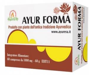 AYURERA AYUR FORMA NT 60 COMPRESSE