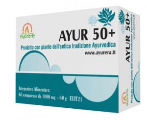 AYURERA AYUR 50+ 60 COMPRESSE