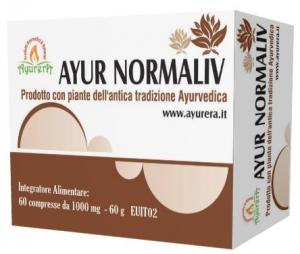 AYURERA AYUR NORMALIV 60 COMPRESSE