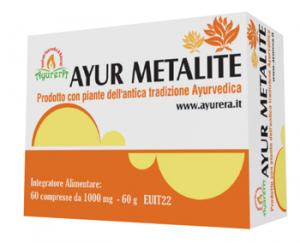 AYURERA AYUR METALITE 60 COMPRESSE