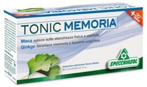 TONIC MEMORIA 12 FIALE X 10 ML