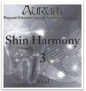 SHIN HARMONY 3 GOCCE 30ML