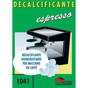 Elettrocasa AS 29 detergente per macchina da caffè