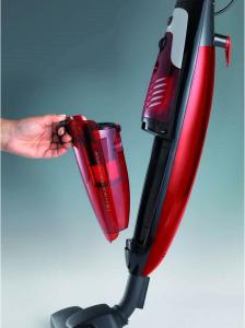 Ariete scopa elettrica senza sacco 2772/4 1 L 600 W Nero, Rosso