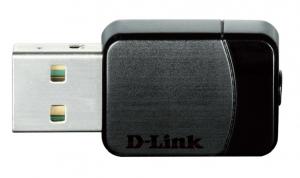 D-Link DWA-171 scheda di rete e adattatore WLAN 433 Mbit/s